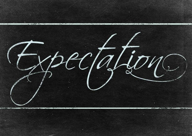 what is the meaning of expectation