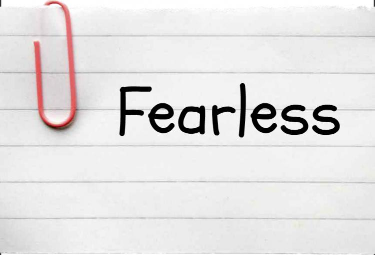 fearlessnotecard