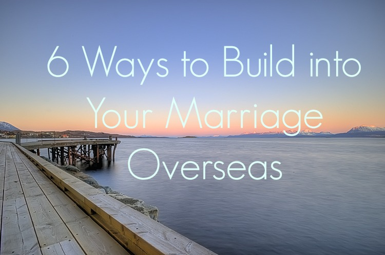 how to build a healthy marriage