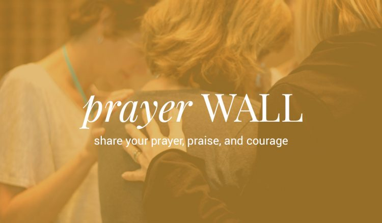 community-prayer-wall