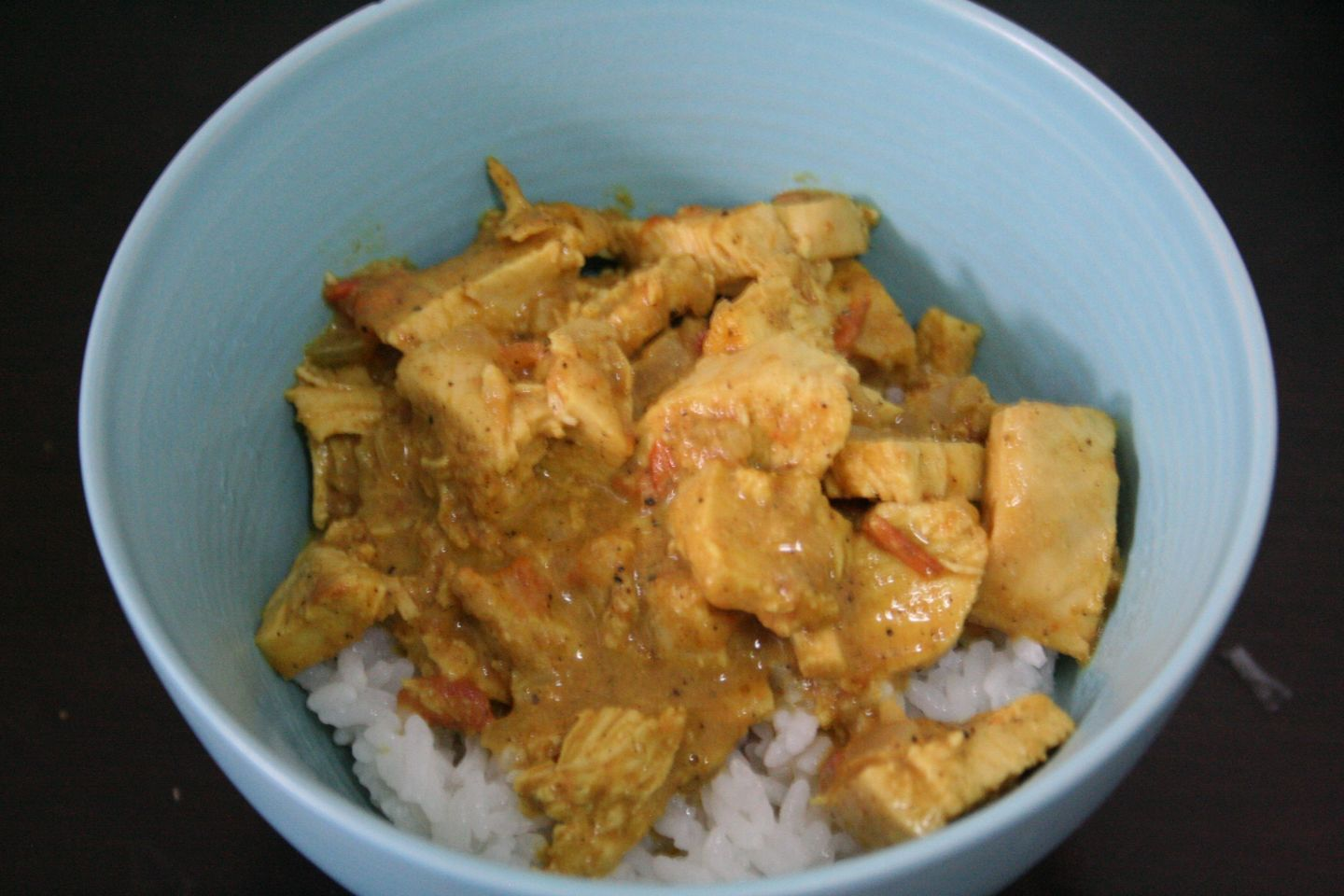 Letting go of picture perfect chicken tikka masala velvet ashes i truly love making the rice from the original recipe but couldnt leave my yellow stained it goes away after several washes rice cooker over the summer forumfinder Choice Image