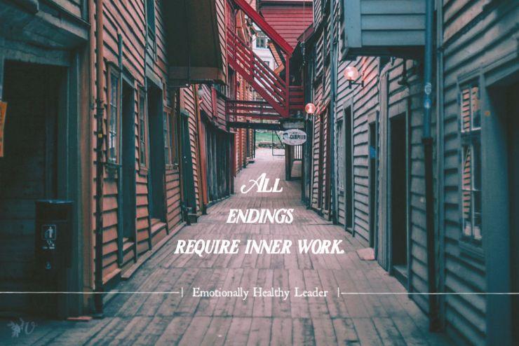 inner endings
