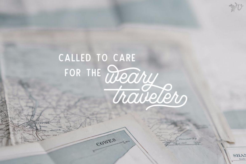 the stranger traveler