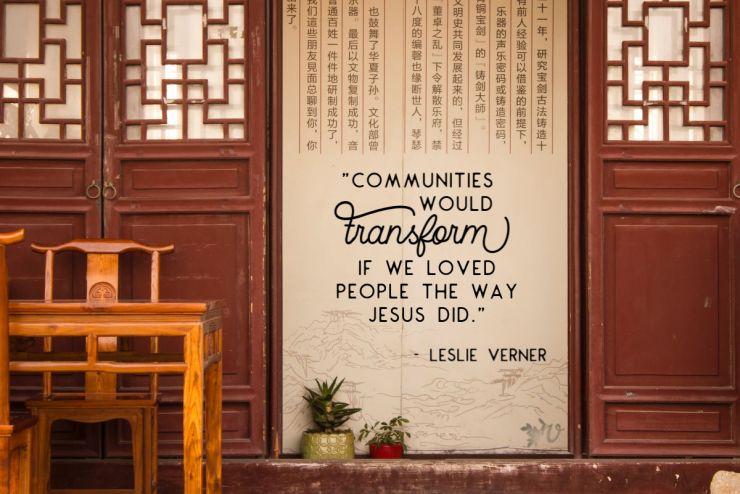 Re-imagining Hospitality