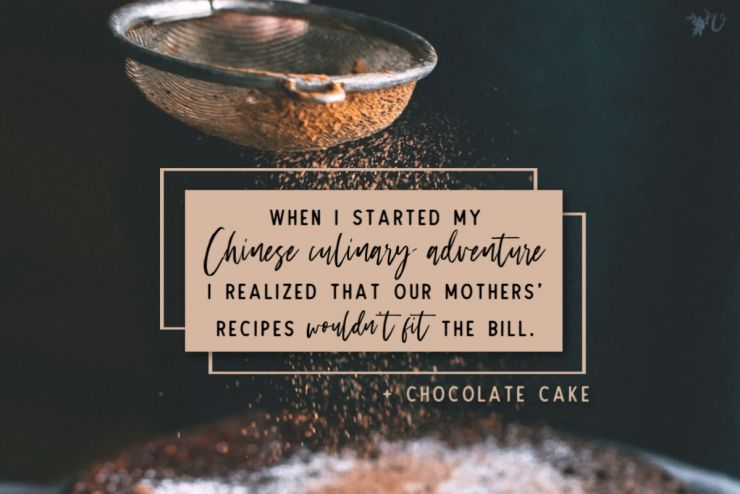 Jungle Camp's Favorite Chocolate Cake