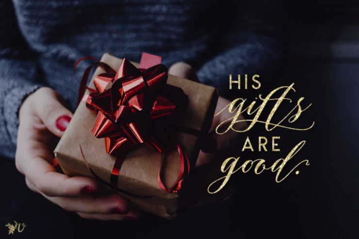 May You Receive the Gift of Jesus