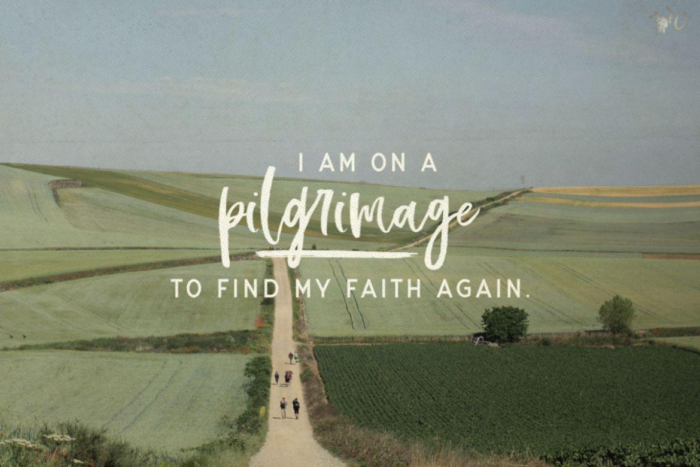 A Pilgrim's Regression