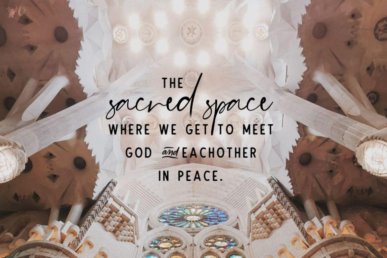 Hospitality as Sacred Space The Grove