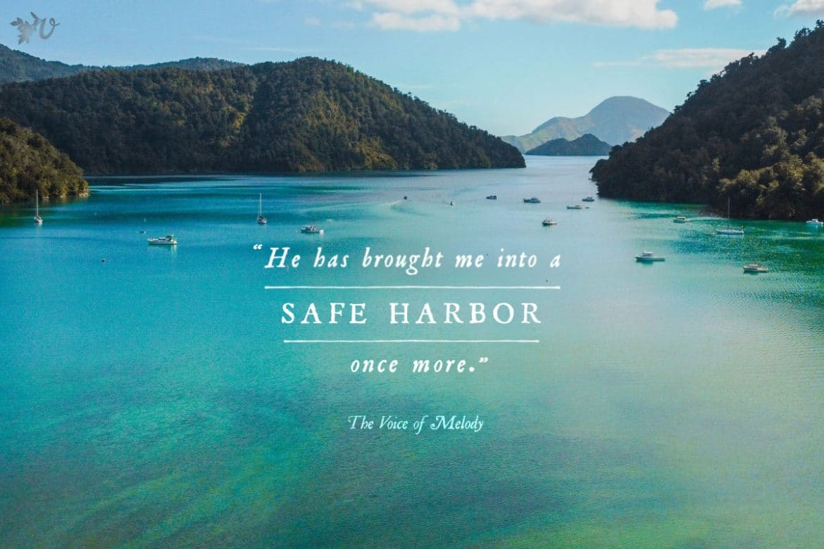 Finding Safe Harbor {Book Club}