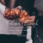 Do You Know You Are Enough? {Book Club}