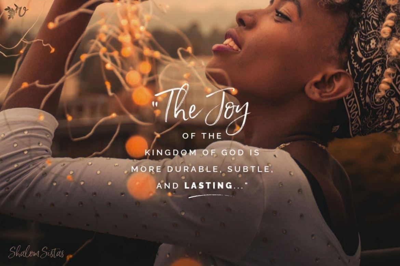 Durable Joy {Book Club}