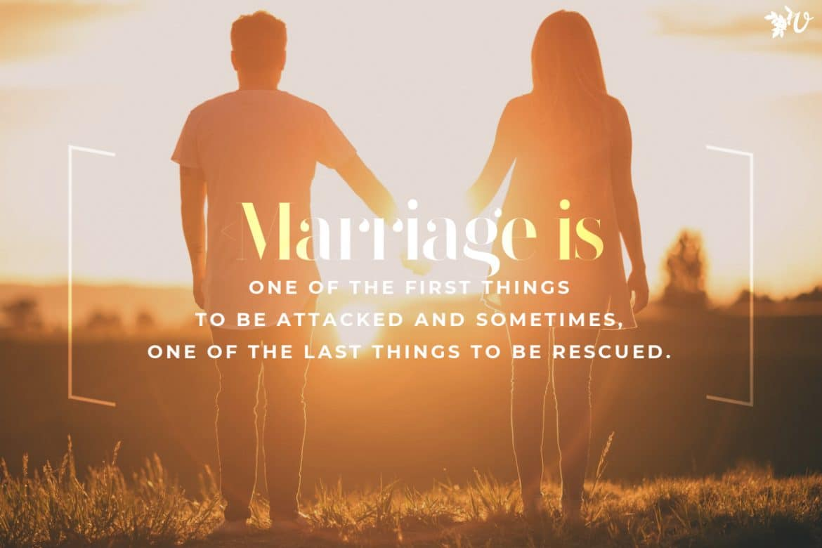 Healthy Marriage Tips for Stressful Times