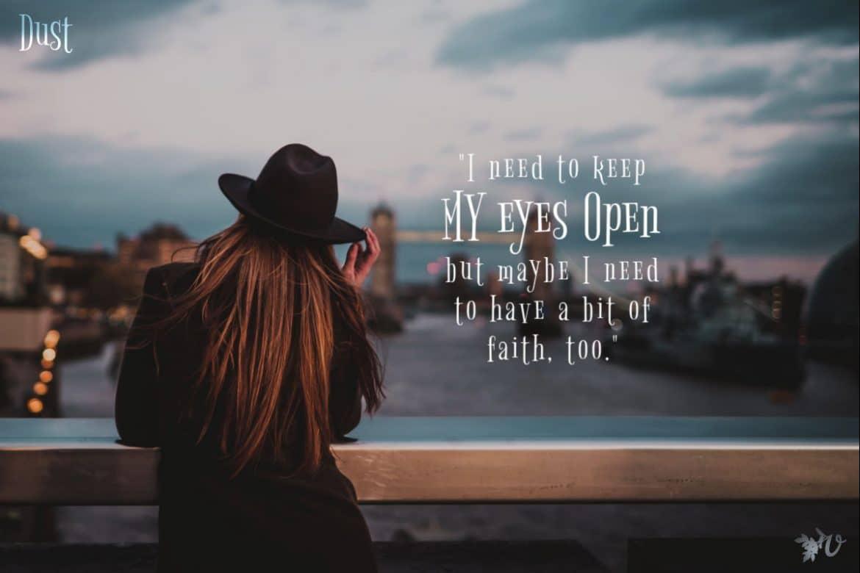 Faith, Trust and Pixie Dust {Book Club}