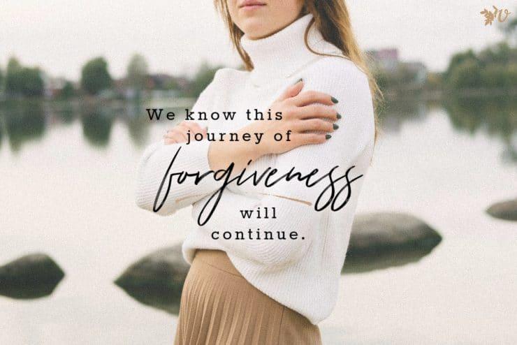 A Journey Through Forgiveness